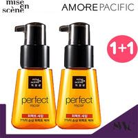 [mise en scene] Miracle Oil Serum in 3 days ★Perfect Serum 70ml+70ml / highly concentrated serum for seriously damaged hair!