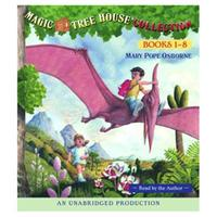 Magic Tree House Collection : CD #1-8