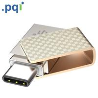 【免運】PQI Connect 313 USB3.1 Type-C 64G OTG高速隨身碟