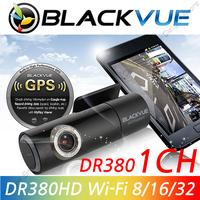[Blackvue] DR380 1CH HD in-car Vehicle Recording System GPS version 8GB 16G 32G/car camera recorder/in car camera/black box/car cam/car recorder/car camera car dvr