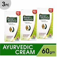 [USA Shipping] Roop Mantra Fairness Face Cream with Aloe Vera (60gm Pack of 3)