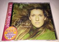 Celine Dion 1999 That's The Way It Is Taiwan OBI CD Single A