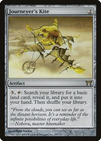 [格得寶窟]MTG_CHK_R卡_旅人風箏_Journeyer's Kite_英_NM