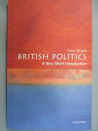 【書寶二手書T2/政治_LGI】British Politics: A Very Short Introduction_