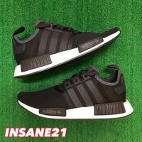【特價商品】ADIDAS NMD R1 ORIGINALS 深咖啡色 BOOST鞋底 CQ2412【Insane-21】