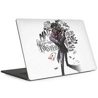 Skinit DC Comics The Joker MacBook Pro 15-inch with Touch Bar (2016-18) Skin - Brilliantly Twiste...