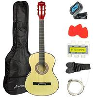 Martin Smith W-38-N Acoustic Guitar Pack Natural