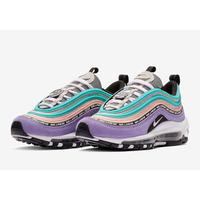 Nike Air Max 97 Have A Nike Day GS 綠粉紫 氣墊 慢跑鞋 女款 923288-500