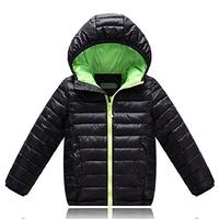 (Anthony Moore) Anthony Moore 4-12Yrs Baby Boys Winter Jacket Coat Outwear Kids Warm Cotton Padde...