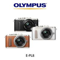 OLYMPUS PEN E-PL8 +14-42mm+40150 雙鏡公司貨 EPL8
