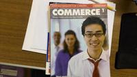 Oxford English for Careers: Commerce 1: Students  約20頁劃記 33V