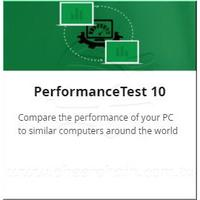 PassMark PerformanceTest 9 商業單機下載版 - Fast, easy to use, PC speed testing and benchmarking!