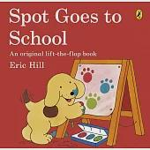 Spot Goes to School (Upsized Re-issue)
