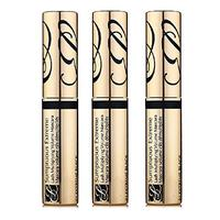 Pack of 3 Estee Lauder Sumptuous Extreme Lash Multiplying Volume Mascara #01 Extreme Black Limite...