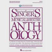 The Singer's Musical Theatre Anthology Trios with Recorded Accompaniments