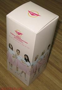 GIRLS GENERATION 2013 WORLD TOUR GIRLS PEACE IN SEOUL GOODS COLD CUP NEW