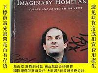 古文物IMAGINARY罕見HOMELANDS:ESSAYS AND CRITICISM1981-1991 《想像的故土