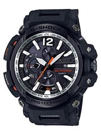 (Casio) Casio Men s G SHOCK TOUGH SOLAR Quartz Resin Aviator Watch Color:Black (Model: GPW-200...