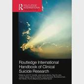 Routledge International Handbook of Clinical Suicide Research
