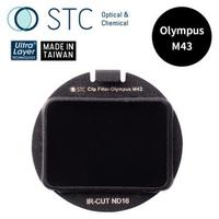 【STC】Clip Filter ND16 內置型減光鏡 for Olympus M43