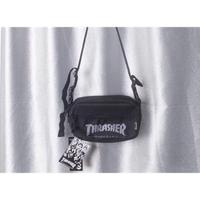 『X&Y』THRASHER shoulder bag 小包 腰包 側包 男女款