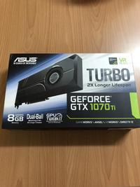 二手 ASUS Turbo GeForce® GTX 1070 TI