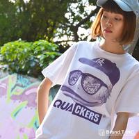 【Brand T】免運 達酷鴨 DUCK DUDE ROUGH COPY TEE 白色*鴨子*LOGO*短T