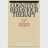 Cognitive Behaviour Therapy: An A-Z of Persuasive Arguments