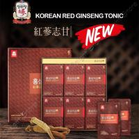 ◆Authentic◆KGC 正官庄 Korean Red Ginseng Tonic 50 ml x 30 pouch Easy Portability Made in Korea