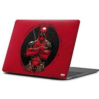 Skinit Marvel Deadpool MacBook Pro 15-inch (2016-17) Skin - Merc With A Mouth Design - Ultra Thin...