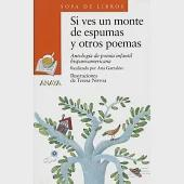 Si Ves Un Monte De Espumas Y Otros Poemas / If You See a Forest Of Foam and Other Poems: Antologia De Poesia Infantil Hispanoame