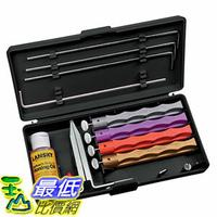 [美國直購] Lansky LKDMD 4-Stone Deluxe Diamond System Precision Knife Sharpening Kit 工具箱