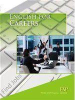 《ESP:English for Careers》ISBN:9574455548│NCKU ESP Program