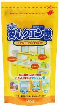 [Shipping from japan]Daisei security citric acid 300 g
