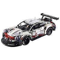 LEGO 樂高 Technic Porsche 911 RSR 42096 Building Kit (1580 Piece)