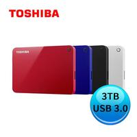 TOSHIBA Canvio Advance V9 3TB 2.5吋行動硬碟