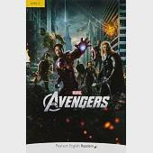 Pearson English Readers Level 2: Marvel's The Avengers with MP3 Audio CD/1片