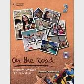 On the Road (2) Tourism English for Travelers with MP3 CD/1片
