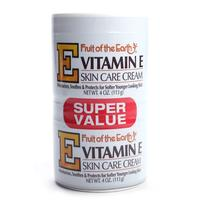 Fruit of the vitamin E skin care cream / overseas genuine skin care / body lotion / body cleanser