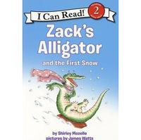 〈An I Can Read系列:Level 2 〉ZACK'S ALLIGATOR AND THE FIRST SNOW