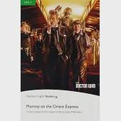 Pearson English Readers Level 3: Doctor Who: Mummy on the Orient Express with MP3 Audio CD/1片