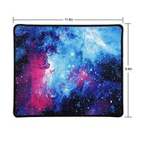 (Tonly) Mouse pad Mouse Mat RUZINIU Customized Rectangle Non Slip Game Mouse Pad Soft and Comfo...