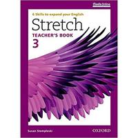 Stretch 教師用書 3 (with iTools Online) 9780194603423