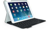 (Logitech) Logitech Ultrathin Keyboard Folio for iPad Air Carbon black Tech Fabric-
