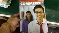 Oxford English for Careers: Commerce 1: Students 約1/4劃記83Y