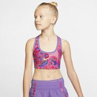 Nike Pro Classic Girls' Reversible Printed Sports Bra (BV2665-639)