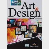 Career Paths:Art and Design Student's Book with Digibooks App