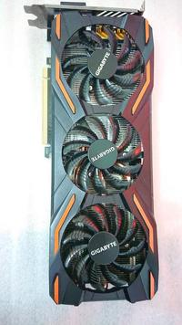技嘉 GIGABYTE GTX 1080 WINDFORCE 8G 顯示卡