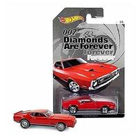 (Hot Wheels) Hot Wheels 2015 Exclusive James Bond 007 Diamonds Are Forever 71 Mustang Mach I R...