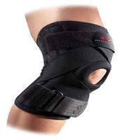 (McDavid) McDavid 425 Knee Support with Stays Cross Straps-425R